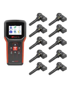 TECH350 TPMS Tool & 10 Programmable Sensors