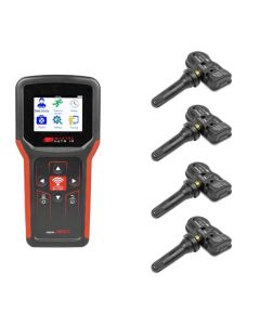 TECH350 TPMS Tool & 4 Programmable Sensors