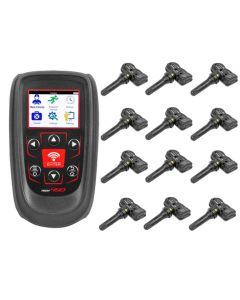 TECH450 TPMS Tool & 12 Programmable Sensors