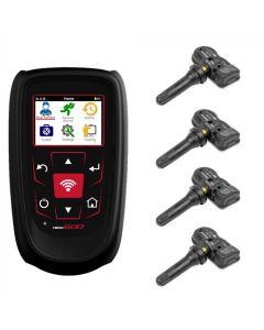 TECH600 TPMS Tool + 4 Sensors